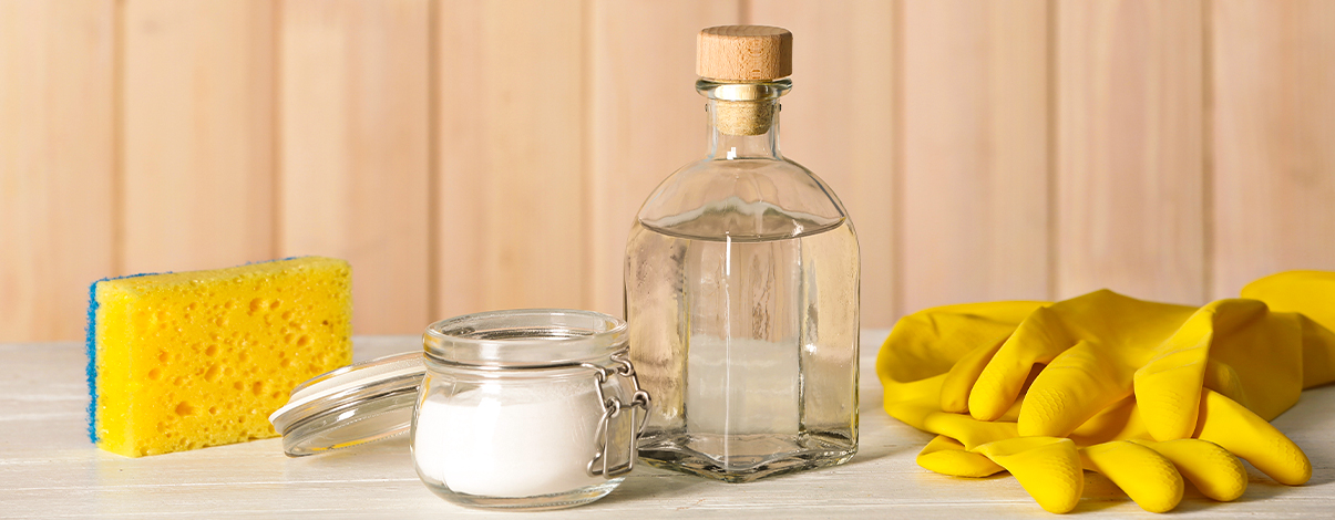Home Remedy: Why Cleaning With Vinegar Is So Effective