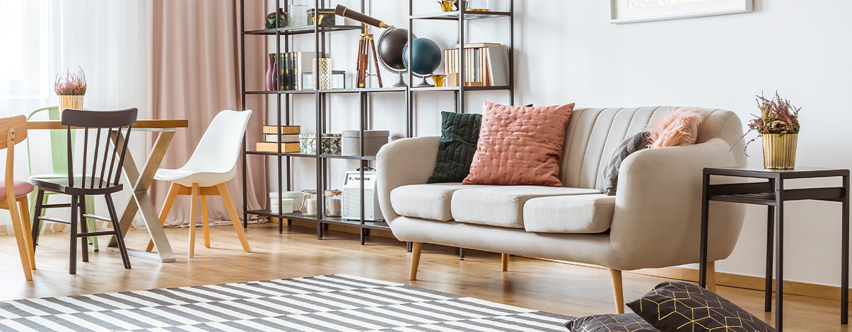 How to Deep Clean your living room?